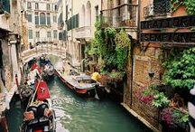 Venice canal shots