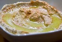 Hummus/pesto
