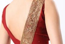 Saree Blouse Designs / by Stephanie Jayaraman