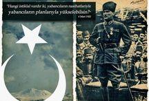 Ulu Önder Gazi Mustafa Kemal ATATÜRK! / Yurt Kurtarıcı,Türkiye Cumhuriyeti Devleti'nin Kurucusu ve Ebedi Lideri! Gazi Mustafa Kemal ATATÜRK!!