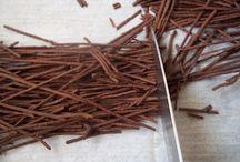 Chocolate SPRINKLES / Sprinkles, sprinkles and more CHOCOLATE sprinkles!