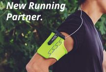 On the Run / Essentials for your love of running.
