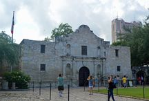 San Antonia, Texas / UNESCO World Heritage Site -- San Antonio Historic Missions