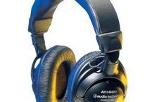 Accessories & Supplies - Headphones