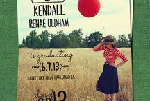 Ashlyn's Graduation / by Megan Johnson