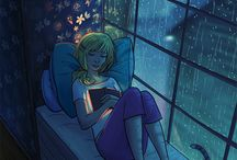 Rainy days are made for book lovers