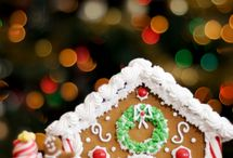 Gluten Free Gingerbread Houses