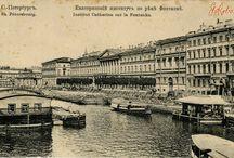 Города на старых фото