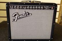 Amplifiers Fender / Fender Amps