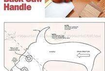 DIY SAW & PLANE TOTE HANDLE / SAW handle