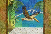 Tropical Quilting