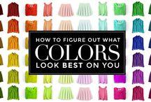 Best colours to suit