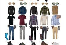 Mr J wardrobe essentials