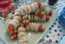 Food art for little people