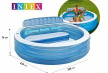 Havuzu Pompa Hediyeli 224x216x76 Cm Hediyecik.com.tr Online Oyuncak Hediye Alışveriş 7/24 Sipariş 0212 325 24 25