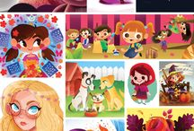 Gaby Zermeno / Lemonade Illustration Agency / Gaby Zermeno is represented worldwide by Lemonade Illustration Agency. Lemonade is multi-disciplined Artist Agency representing over 125 leading illustrators. This is just a small selection of images from the illustrator's portfolio.