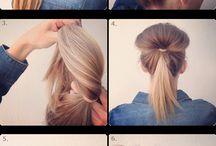 penteados cabelo comprido