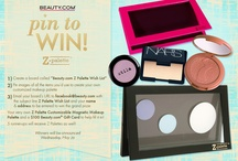 Beauty.com Z Pallette Wish List / by Michelle Farrell
