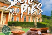 SECRETS AND PIES: A Callie's Kitchen Mystery Book 3