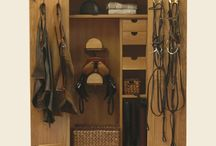 Tack Trunks / Design the place to store your tack