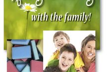 Spring Shenanigans / Welcoming the warmth with fun spring activities for kids!