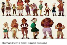 Human Gems