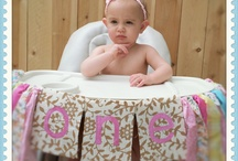 Elliana's 1st Birthday Ideas / by Audra Futter