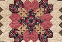 POTC free motion quilted