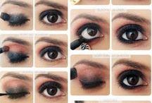 Beauty tricks & make up
