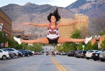 Senior photography - Cheer! / Senior Girls