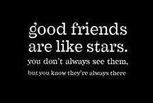 Frases amistad