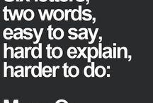 WORDS..