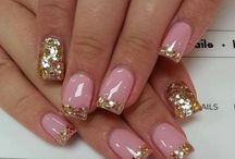 Χρυσά νύχια