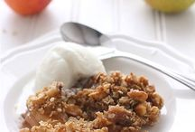 Skinnytaste Pear Apple Crumble Dessert Recipe