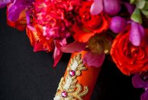 Bridesmaids- Flowers
