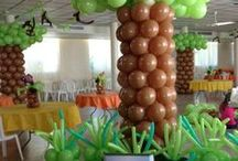 VBS ideas for snacks station
