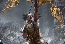 войны меча и щита