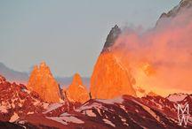 Los Glaciares National Park in Argentinien / Vom kleinen Ort El Chalten aus starten wir mehrere Tageswanderungen und kommen mit diesen Fotos im Gepäck wieder. Viel Spaß beim Anschauen!