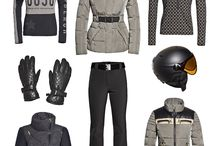 Get the look f/w 2015/16 / Great combinations, selected from the GOLDBERGH collection fall winter 2015/16.