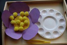 Seasonal- April (Spring, Earth Day Preschool and Kindergarten Themes) / by Seemi @ Trillium Montessori