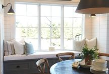 Vis Com 2 - Coastal room / Ideas for coastal room, one modern/one crazy