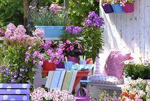 outdoor  / hier wil ik wel lekker zitten / by paula