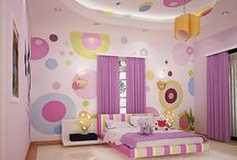 girls room / by Tami Wilcox