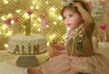 my babygirl first birthday
