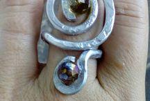 Le mie creazioni bijoux / Gioielli fatti da me