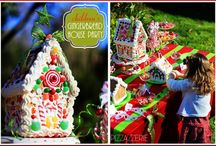 Gingerbread Party Ideas / ideas / by Katie McClure