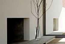 Fireplace | Burn Here / by Christi Barbour | Interior Designer