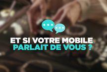 #SiMonMobileParlait / Hellobank! célèbre la Vie Mobile en donnant la parole à nos smartphones. Que vont-ils confesser de nos petites habitudes ultra-connectées ? #SiMonMobileParlait