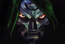BAD GUYS / Super villains galore