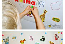 Kids Activities we like!